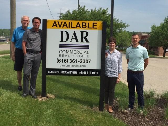 DAR Commercial real estate team