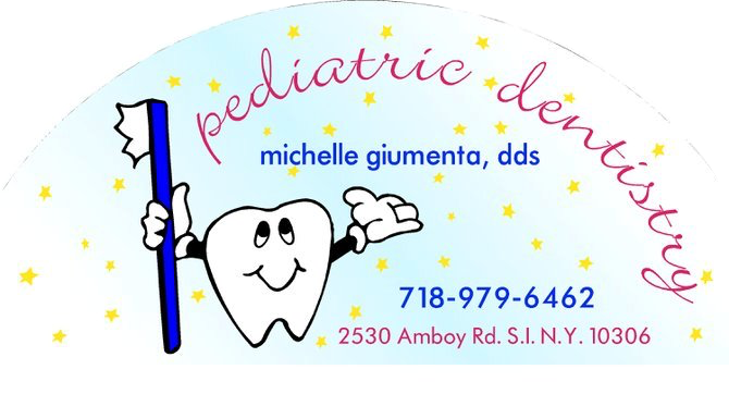 Pediatric Dentist in Staten Island  Logo