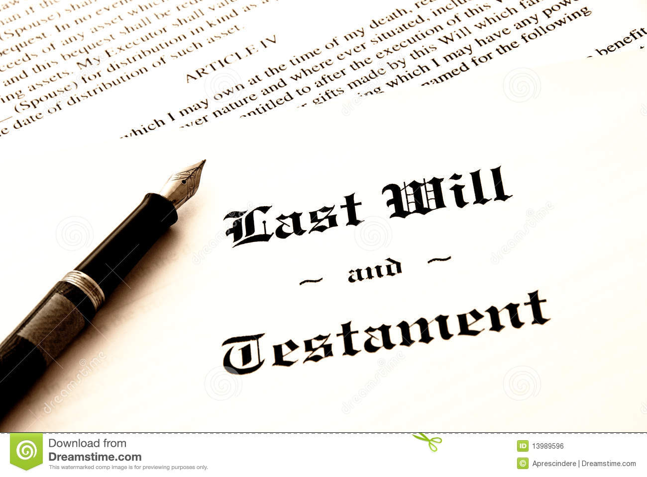 Court Confirms Requirements for a Valid Will