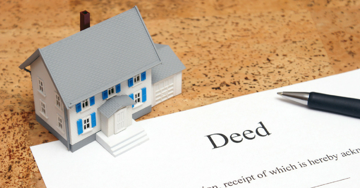 Is Deeding Your Property a Good Deed?