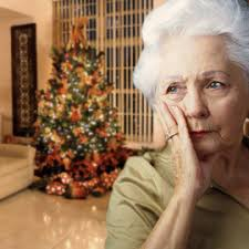Holiday Blues – Depression in the Elderly