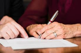 Can Daddy Sign a Will or Power of Attorney?
