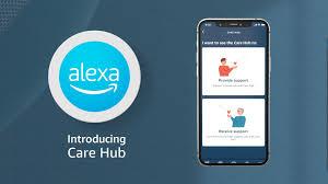 Amazon Alexa Care Hub to Help Aging Family Members