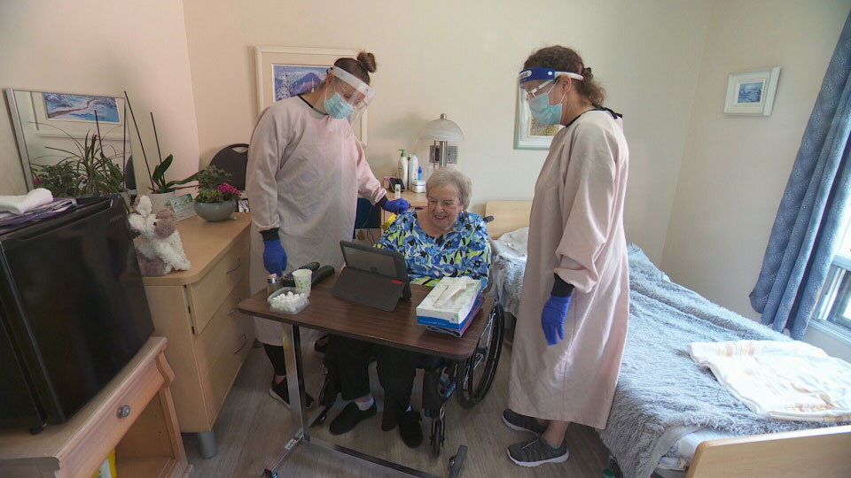 Long-term Care Changing as Pandemic Pushes More Toward Home Care