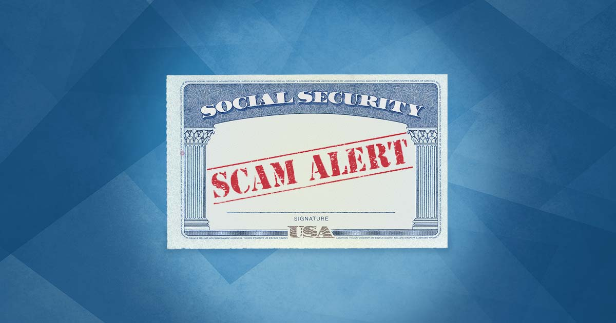 If You Get This Message About Your Social Security, Delete It, Experts Warn