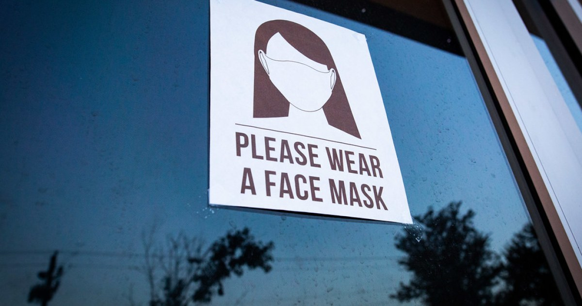 Ed Department: Mask Mandate Bans May Violate Rights of Students With Disabilities