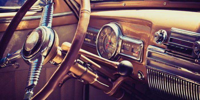 Vintage Auto Restoration