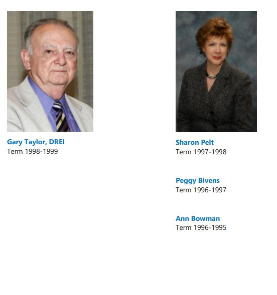 Past Presidents - Page 4