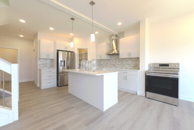 Secord - 1646 sqft with legal basement