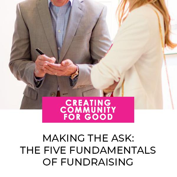 CCG 6 | Fundamentals Of Fundraising