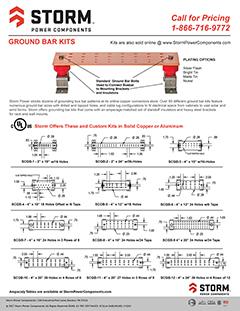 Ground Bar Kits