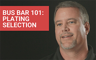 plating selection for bus bars link to video