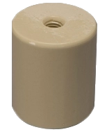 ceramic standoff insulator withstands very high temperatures