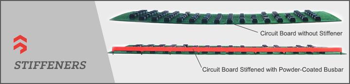 circuit board stiffeners heading
