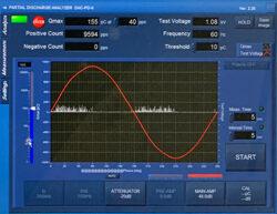 partial discharge analyzer