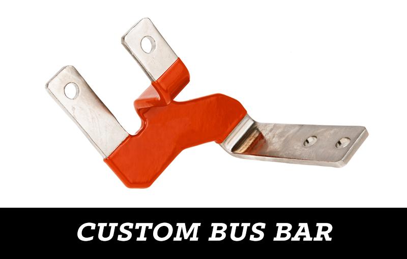 custom bus bar