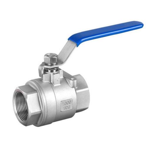 Industrial ball valve