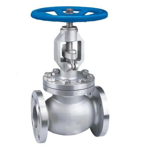 Industrial globe valve