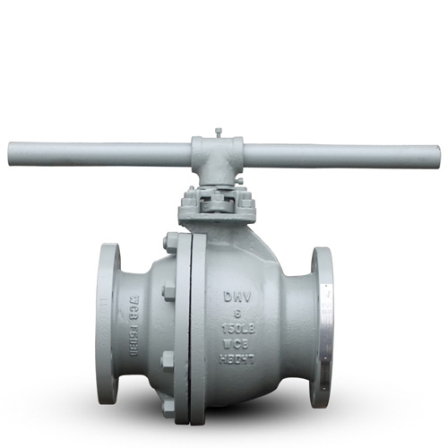 China floating ball valve