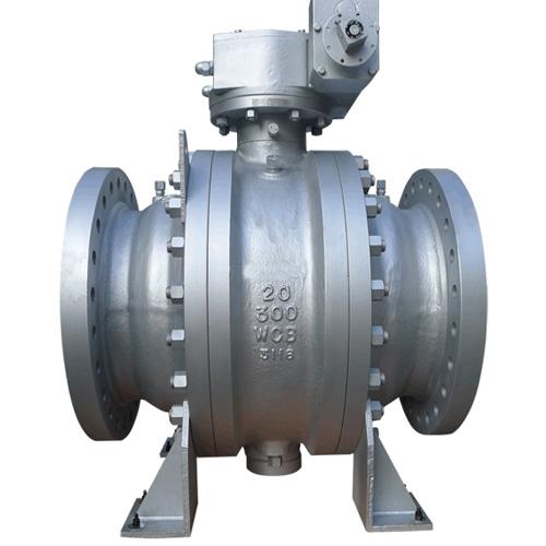 trunnion mounted ball valve china