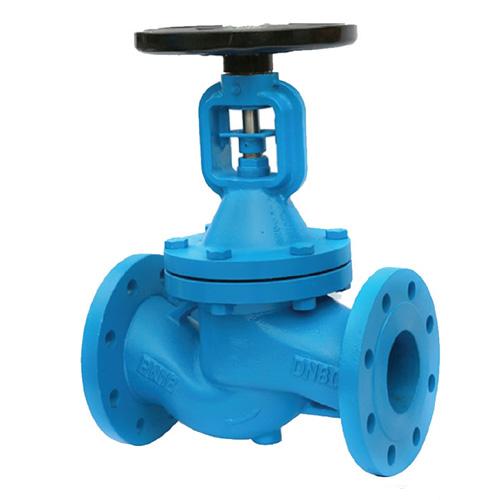 bellow seal globe valve china
