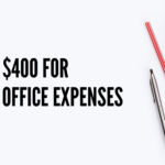 Government of Canada to allow up to $400 for home office expenses