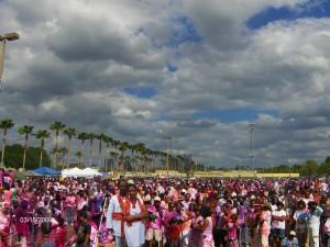 Holi-Triumph of good over evil Festival of Colors
