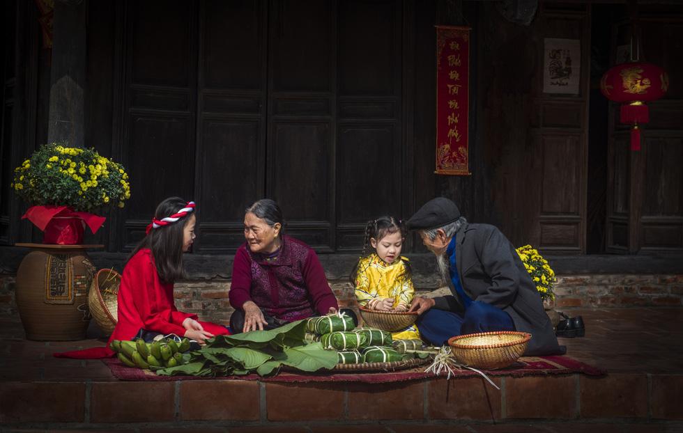 Ngắm những khoảnh khắc yêu thương gia đình ở khắp nẻo Việt Nam - Ảnh 6.