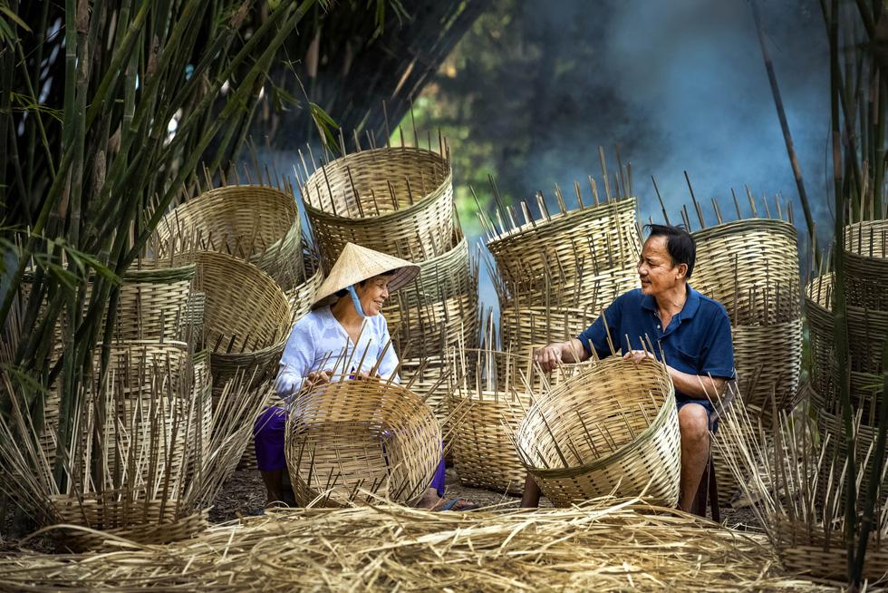 Ngắm những khoảnh khắc yêu thương gia đình ở khắp nẻo Việt Nam - Ảnh 10.