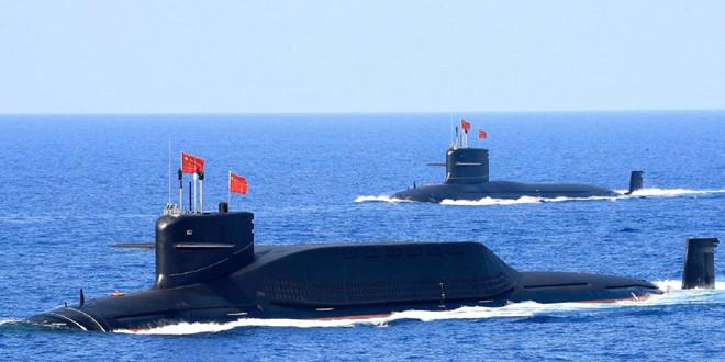 Mỹ cảnh báo tàu ngầm Trung Quốc có thể hoạt động ở Bắc Cực    /// Ảnh: Reuters