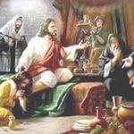 Thứ Bảy sau Lễ Tro, 29.02.2020 – Đi ra để trông thấy