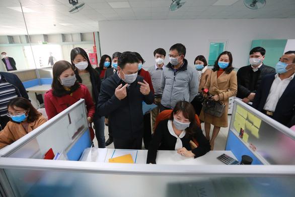 5.112 lao động người Trung Quốc đang được cách ly tại Việt Nam - Ảnh 1.