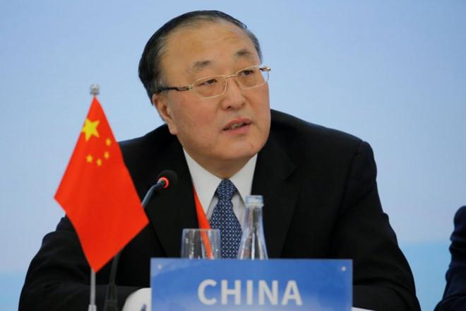 Đại sứ Trung Quốc tại Liên Hiệp Quốc Trương Quân nhấn mạnh Trung Quốc minh bạch trong công tác dập dịch Covid-19 /// Reuters