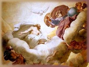 Kết quả hình ảnh cho chúa cha sáng tạo