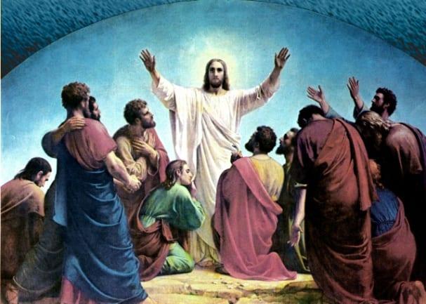 Kết quả hình ảnh cho chúa giêsu quy tụ mọi người