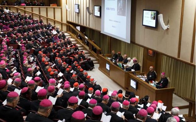 Kết quả hình ảnh cho thượng hội đồng giám mục thế giới 2012