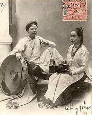trang phục Việt 14