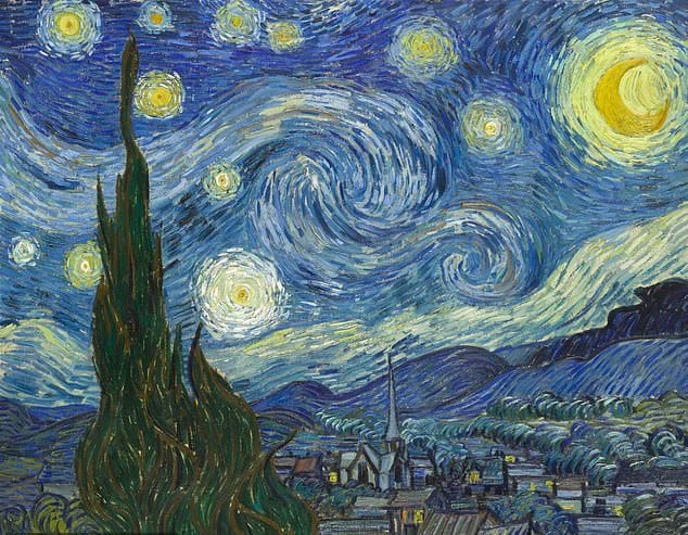 Phát hiện loài nhện hoa văn như tranh của Van Gogh - Ảnh 2.