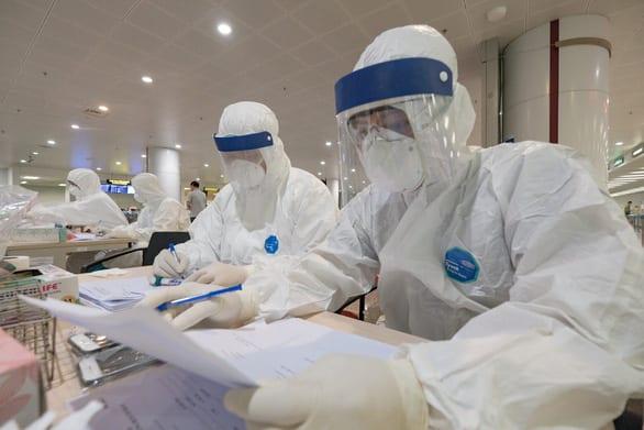Ổ dịch lớn nhất Việt Nam mất dấu các ca bệnh F0 - Ảnh 1.