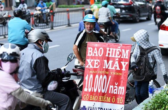 Bảo hiểm xe máy: Giảm thủ tục, tăng bồi thường - Ảnh 1.