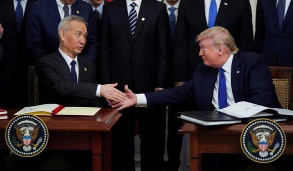 5 điểm xung đột chính trong quan hệ Mỹ - Trung - Ảnh 1.