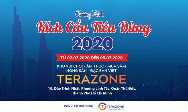 """Chương trình """"Kích cầu năm 2020"""" nhằm kết nối DN, đồng thời thúc đẩy hoạt động sản xuất và tiêu dùng sau đại dịch Covid-19 - Ảnh: An Khang Land"""