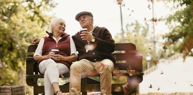 Giữ sức khỏe tâm thần tốt góp phần giúp chúng ta sống lâu hơn /// Ảnh minh họa: Shutterstock