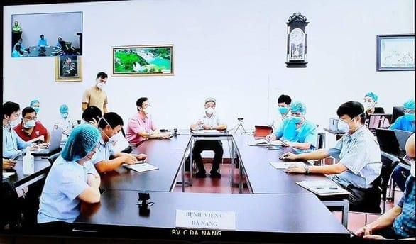 11.000 người đã đến Bệnh viện Đà Nẵng giai đoạn trở thành ổ dịch COVID-19 - Ảnh 1.