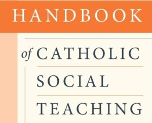 Handbook of Catholic Social Teaching: A Guide for Christians in the World Today: Schlag, Martin, Turkson, Peter K.A.: 9780813229324: Amazon.com: Books