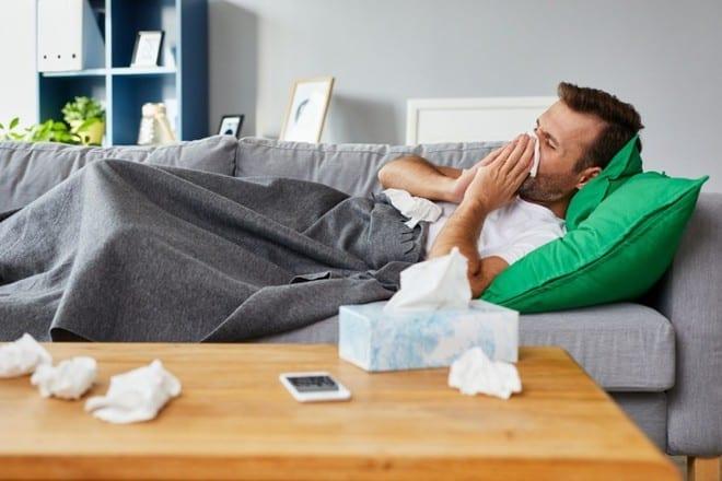 Không ăn trái cây và rau quả, bạn sẽ dễ bị ốm hơn /// Ảnh minh họa: Shutterstock