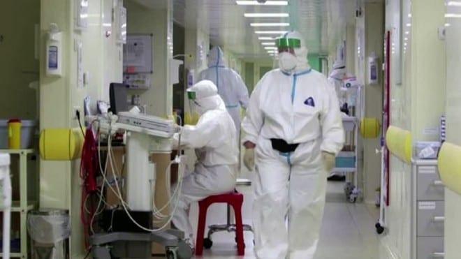 Đội ngũ điều dưỡng chịu nhiều áp lực trong công việc giữa lúc đại dịch Covid-19 hoành hành khắp thế giới /// Reuters