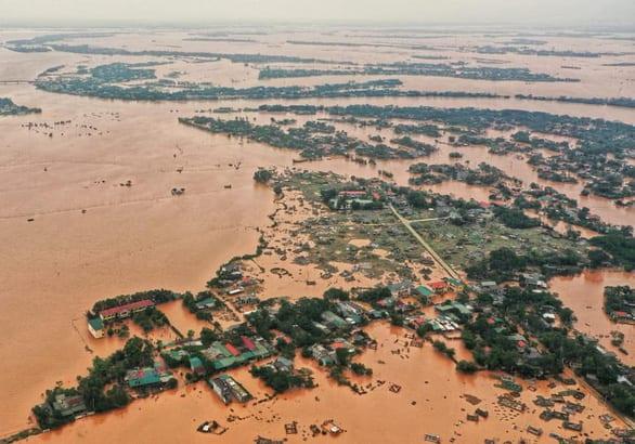 Phó thủ tướng yêu cầu chủ động sơ tán người dân trước mưa lũ - Ảnh 1.