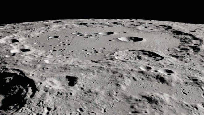Bề mặt của mặt trăng có thể chứa nước nhiều hơn giới khoa học từng biết đến /// NASA