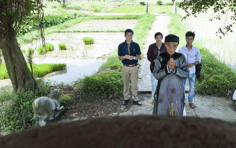 Rối nước 300 năm ở làng Đào Thục - Ảnh 8.